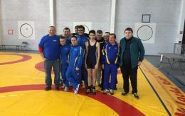 Championnat régional de lutte sport adapté IDF