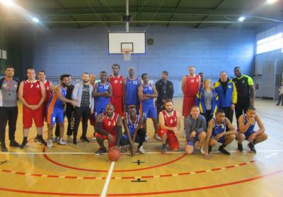 Championnat Régional Basket Sport Adapté