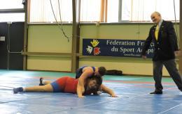 Championnat régional de lutte 2016