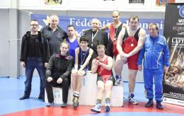 Championnat Régional de Lutte Sport Adapté 2017
