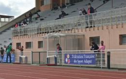 Championnat IDF d'athlétisme sport adapté jeunes