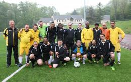 Finale du championnat régional de football à 7