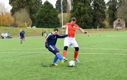 1ère journée championnat régional football SA