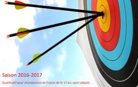 Championnat Régional de tir à l'arc sport adapté