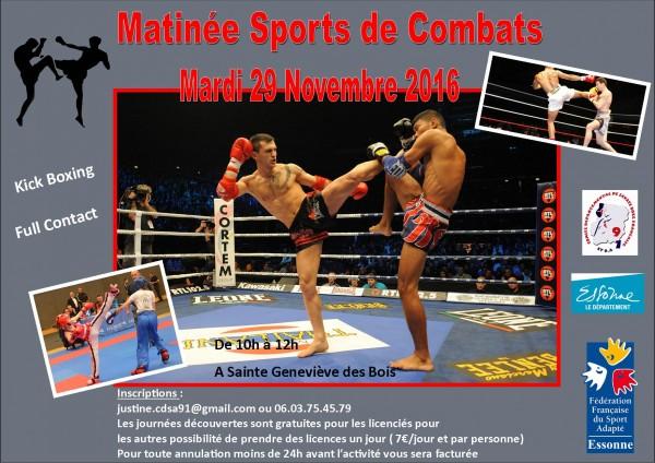 Sport de combat 79