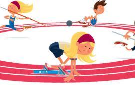 Journée découverte athlétisme sport adapté - 95