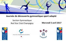 Journée de découverte gymnastique SA - Champigny
