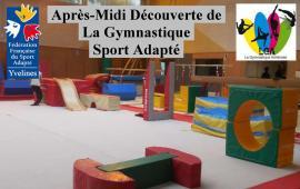 Après-midi gymnastique sport adapté