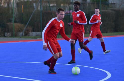 Le Futsal prépare la Coupe du monde