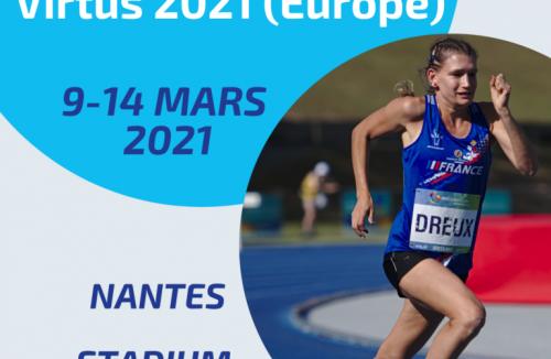 Championnat open d'athlétisme indoor Virtus Europe