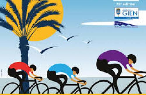 L'équipe de France para cycliste sur le Paris-Nice