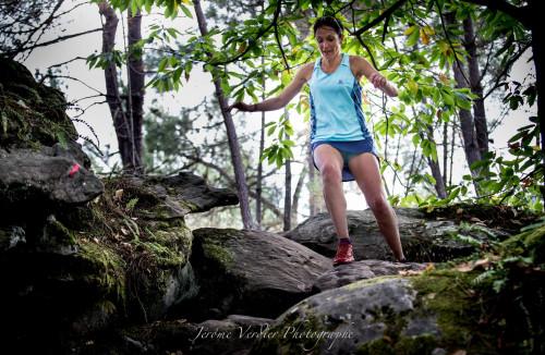 Stéphanie Liébart : la course à la vie