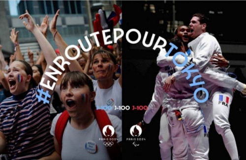 Jo et Paralympiques : J-100