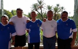 Une équipe de la FFSA présente à Marrackech